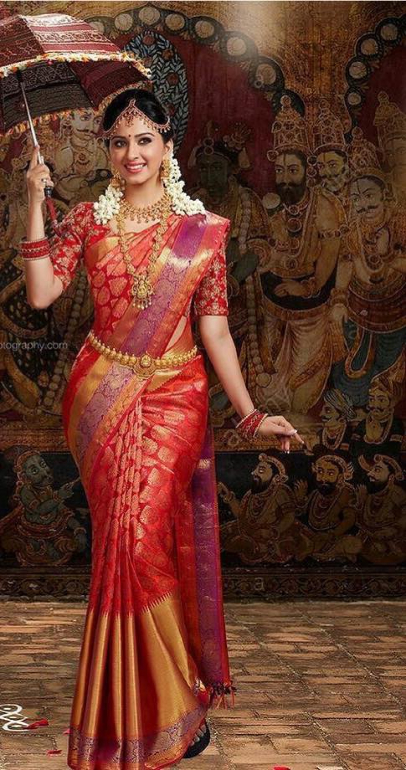 Grand Wedding Silk - NEW sarees - NEW ARRIVALS