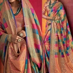 Checkered Silk Multicolour 2