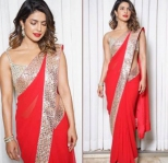 Priyanka red hot