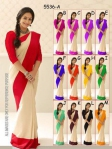 Jothika Saree multicolours
