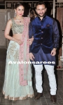 Kareena & saif frizz couple set