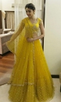Pranita yellow magic