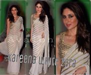 Kareena white zera