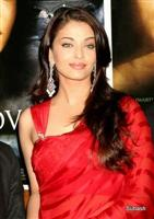 Aishwarya HOT red