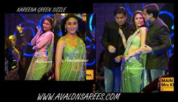 Kareena green sizzle